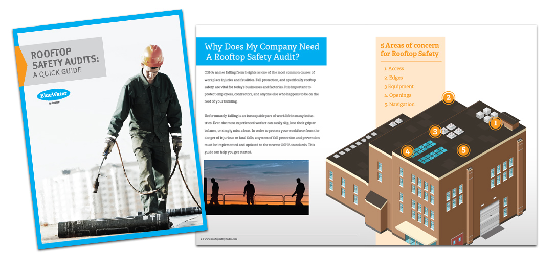 Downloadable Rooftop Safety Brochure